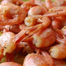Sauteed Shrimp