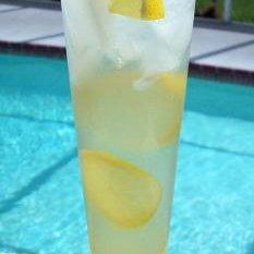 Lemon Water (Agua Limon)