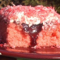 Red Zinger Cake