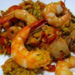 Authentic Spanish Paella recipe