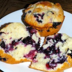 Best Blueberry Muffins (Cook's Illustrated)