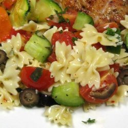 Jamie Oliver's Best Pasta Salad