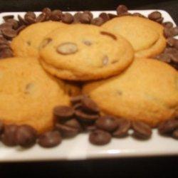 My Choc Chip Cookies