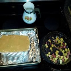 Turkey Meatloaf   (no Ketchup or Tomato)
