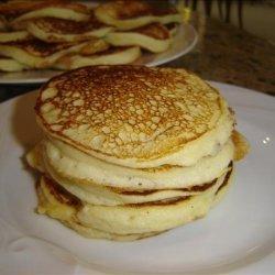 Heavenly Ricotta Pancakes recipe