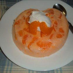 Orange Dreamsicle Mousse recipe