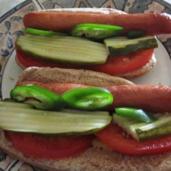 Chicago Style Hot Dogs (Vienna Beef) recipe