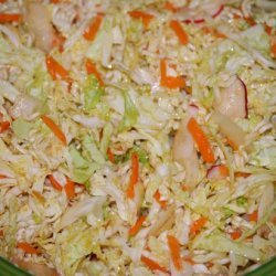 Simply Sensational Ramen Cabbage Salad