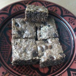 Cheyenne's Fudgy Dutch Cocoa Brownies & Fudge Icing