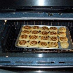 Gooey Cinnamon Rolls (Bread Machine Recipe)