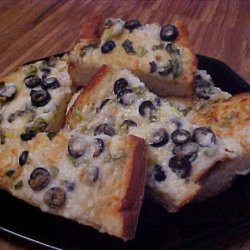 Greek Garlic Bread