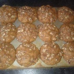 Pumpkin Spice Muffins (Like Dunkin Donuts)
