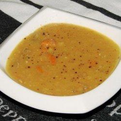 Andersen's Split Pea Soup (Crock Pot Version) Copycat