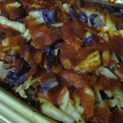 Unstuffed Cabbage Rolls