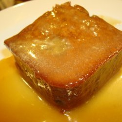 Udny Arms Sticky Toffee Pudding