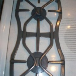 Clean Your Gas Cook Top Burner Grates