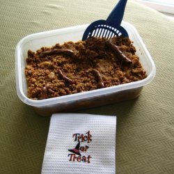 Linda's Kitty Litter Cake