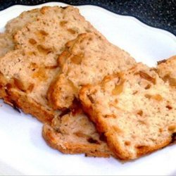 Caramelized Onion and Asiago Beer Batter Bread
