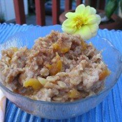 Creamy Breakfast Oatmeal (Rice Cooker)
