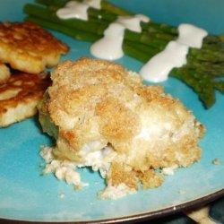 Bakinbaby's Dijon Baked Cod