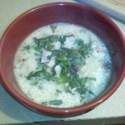Tom Ka Kai (Thai Coconut Chicken Soup)