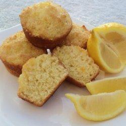 Lotta Lemon Muffins