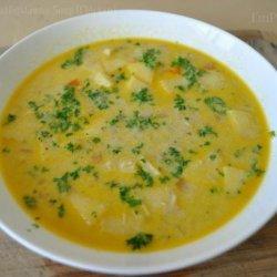 Bon Appetit's Mulligatawny Soup ( Chicken )