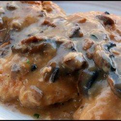 Crock Pot Amaretto Chicken recipe