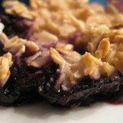 Berry Crisp - Weight Watchers Core Recipe recipe
