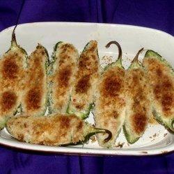 Cajun Jalapeno Poppers recipe