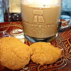 Canadian Molasses Cookies - No Butter