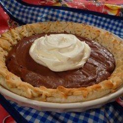 Basic French Silk Pie