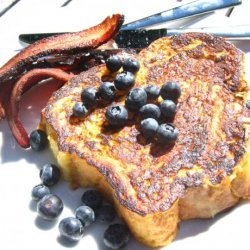 Barefoot Contessa's Challah French Toast