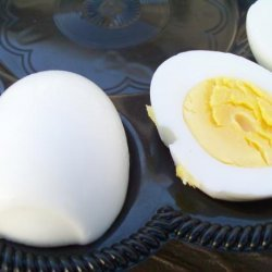 Easy Peel No Fail Hard Cooked Eggs