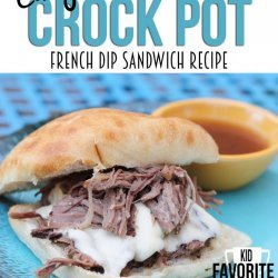 French Dip Sandwiches (For Crock Pot)