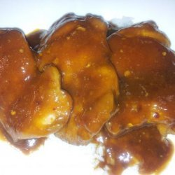 Melt-In-Your-Mouth Barbecued Chicken