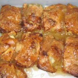 Pioneer Woman Apple Dumplings