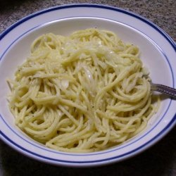 Noodles and Cabbage