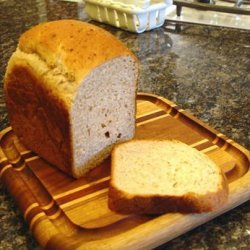 Banana Nut Yeast Bread (Bread Machine)