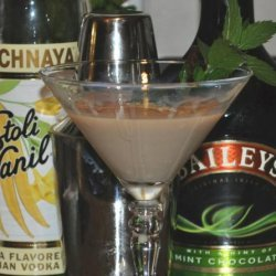 Baileys Mint Chocolate Martini