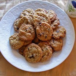 Chocolate Chip Skor Cookies recipe