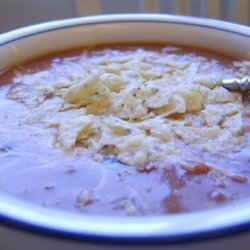 Chili's Southwestern  Vegetable Soup