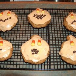 Great Pumpkin Cookie