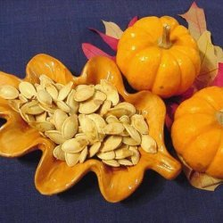 Pumpkin Seeds the Easy Way