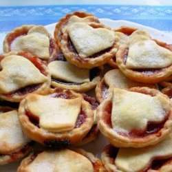 The Queen of Hearts - Valentine's Jam Tarts