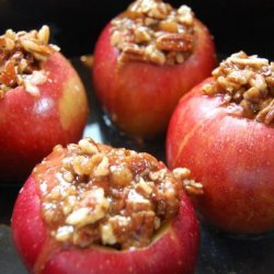 Slow-Cooked Baked Apples