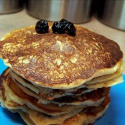 Ger's Awesome Thin Buttermilk Pancakes