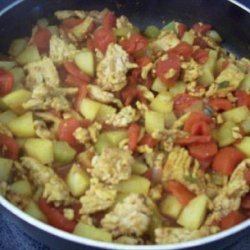 Quick and Easy Hamburger Curry