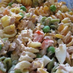 Evacuation Tuna & Pasta Salad