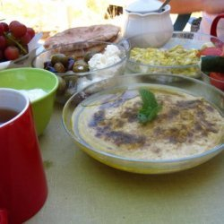 An Arabic Breakfast